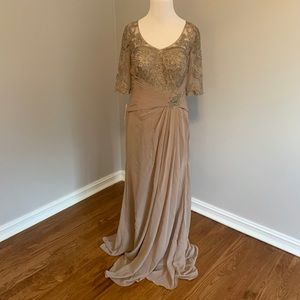 J.J House-Mother of the bride dress